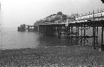 Photos of Brighton and The Isle of Wight in 1981.