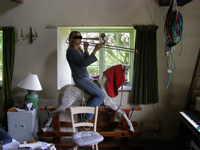 The Rocking Horse Trombone Accoustic