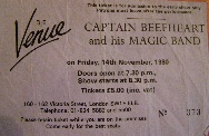 Possibly the best gig I ever went to. I'm shocked to see the date.I thought I was still living in Brighton then.