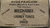 At the pavilion with the Machanix (The Original)