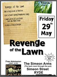 Revenge of the Lawn's First Gig